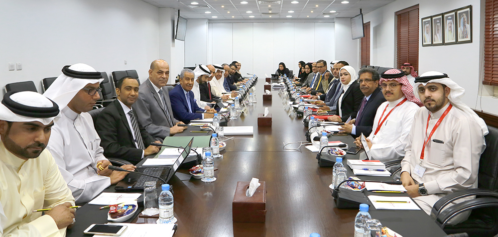 Representatives, Shura committees hold coordination meeting