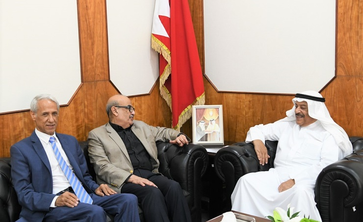 Shura Council president hails BCCI role and achievements