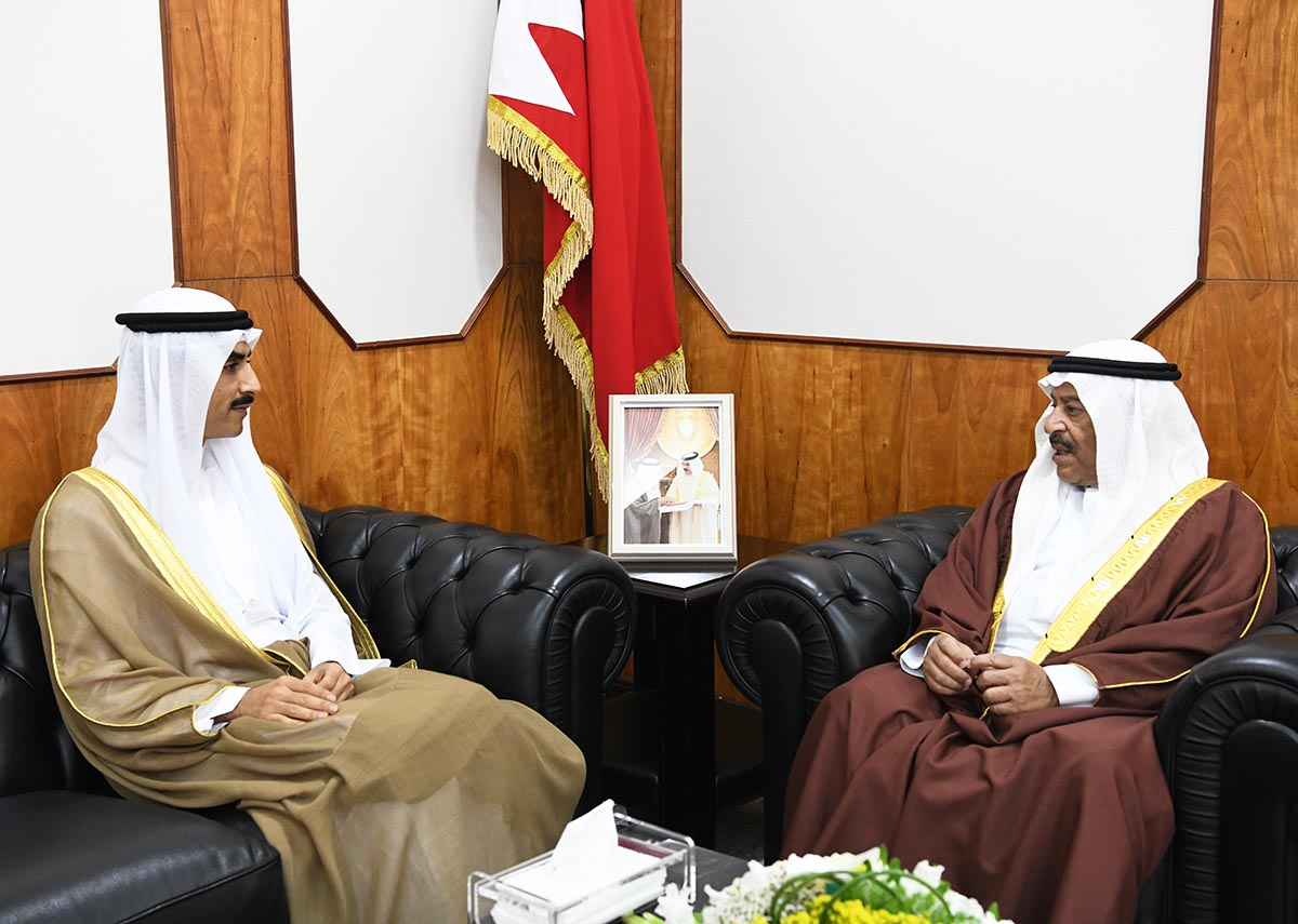 Shura Chairman: Solid Bahraini-Kuwaiti relations progressing steadily