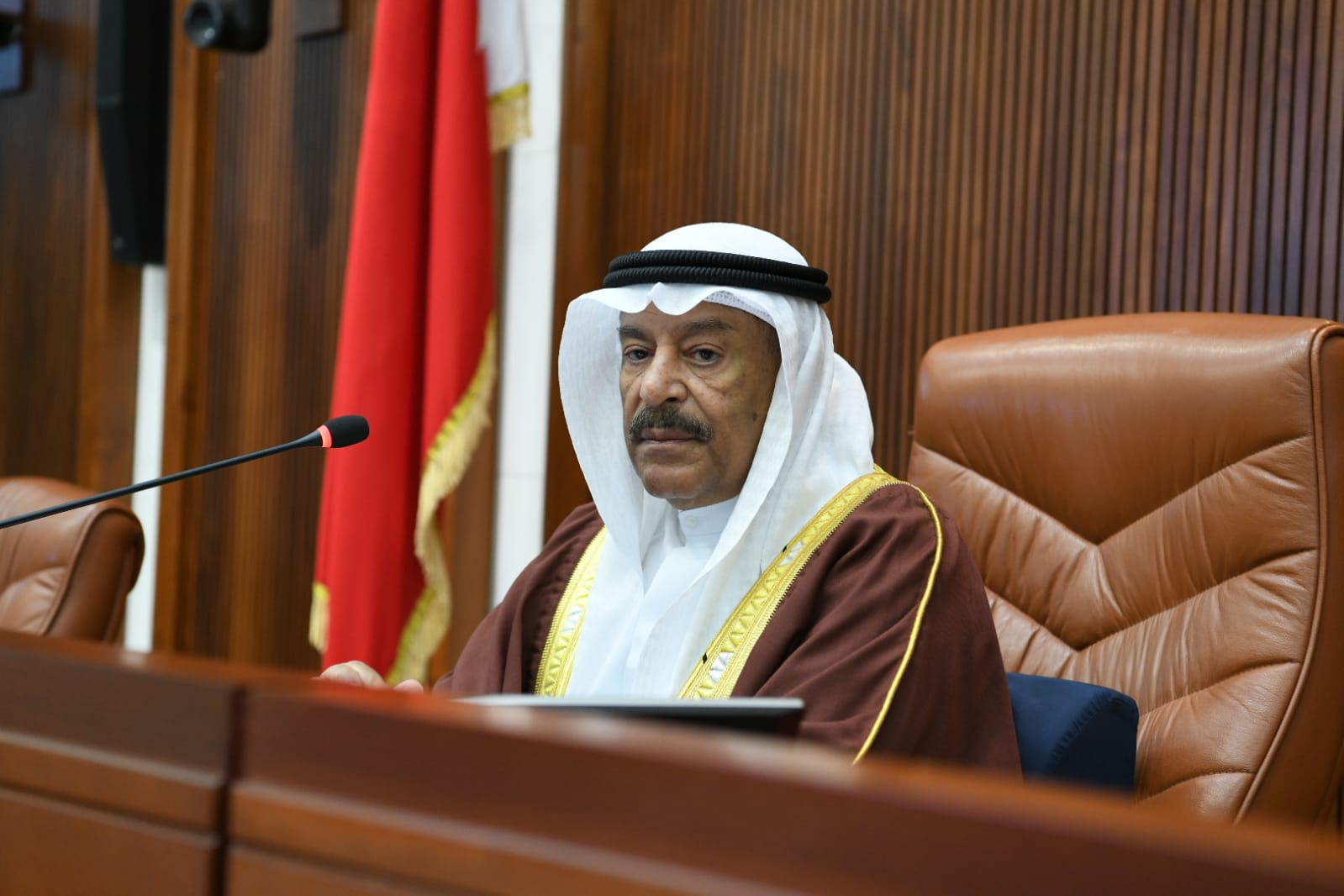 Shura Chairman congratulates HM King; HRH Crown Prince and Prime Minister