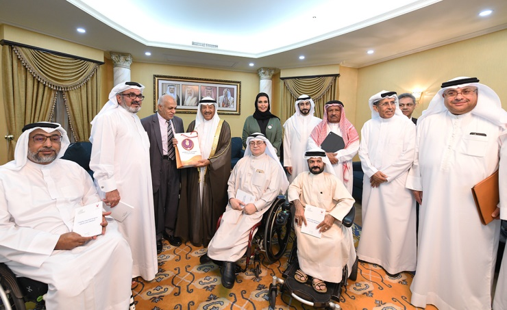 Royal support to people with Special needs praised