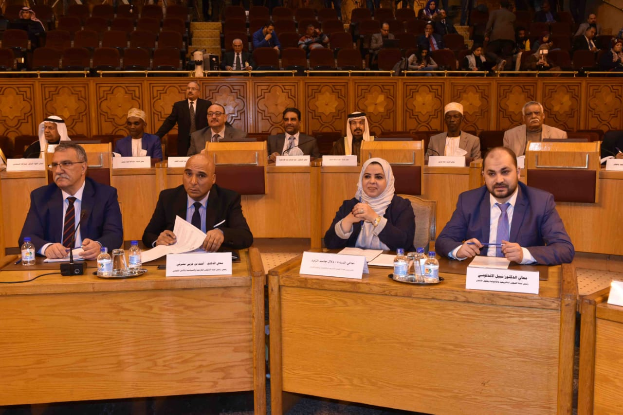 Arab Parliament highlights unifying Arab stances