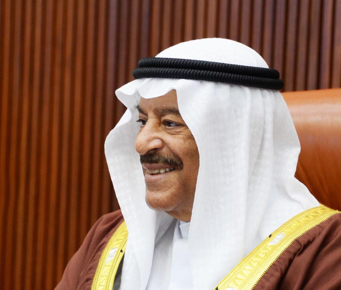 HM King congratulated by Shura Council chairman