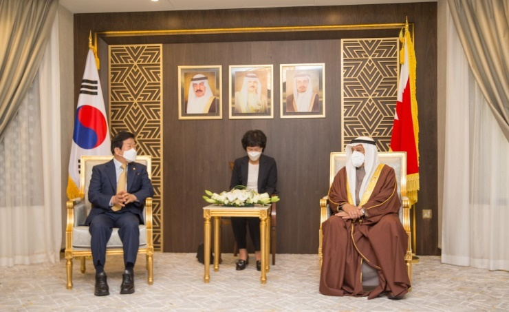 Bahrain, Korea share keenness on boosting relations, broadening cooperation