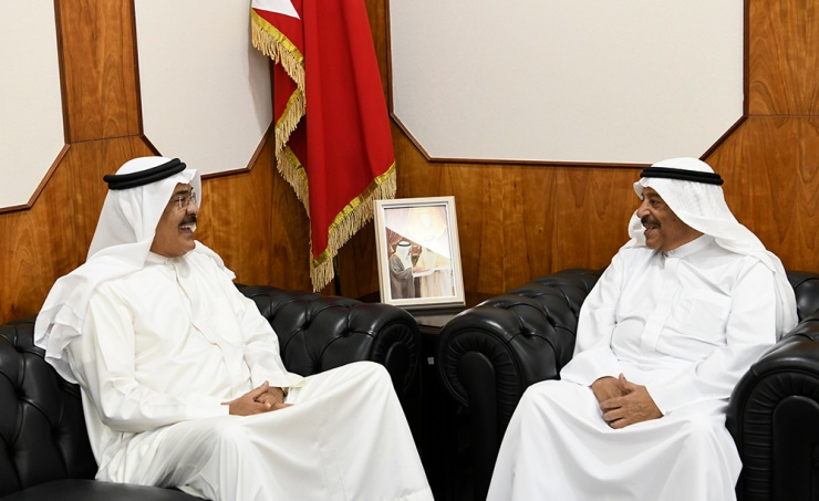 Shura president hails Bahrain's tolerance, peaceful coexistence