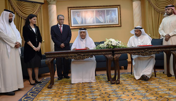 Shura, CSB sign cooperation agreement