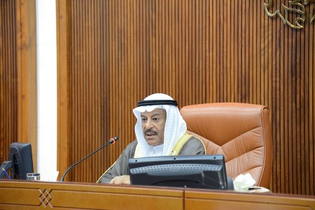 Chairman of the Shura Council receives Ambassadors of Qatar, Morocco and Tunisia