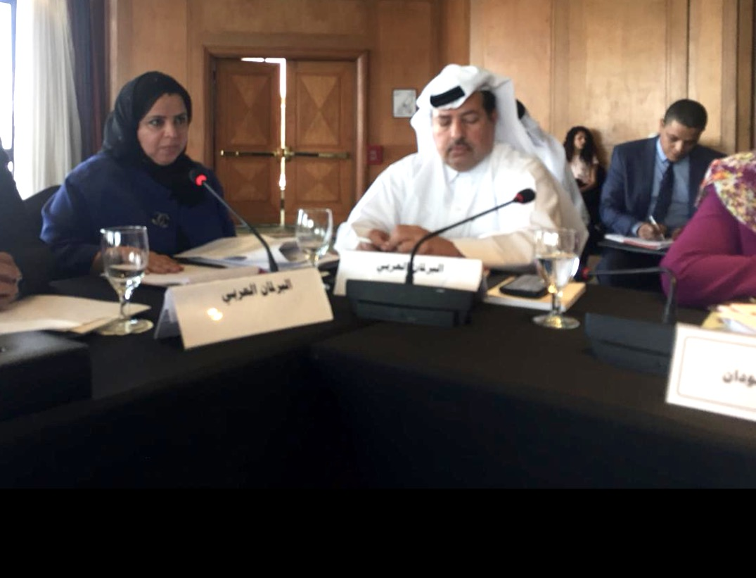 Bahrain participates in Arab government experts meeting