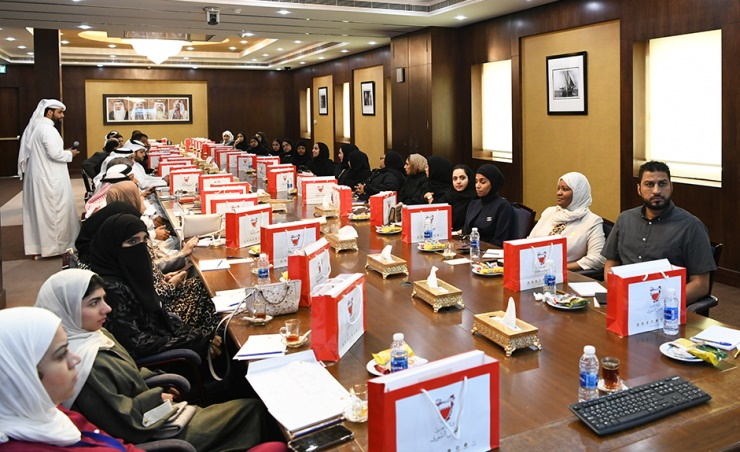 Shura Council's support for nation-serving prgrammes stressed