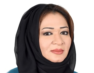H.E. Jameela Ali Salman